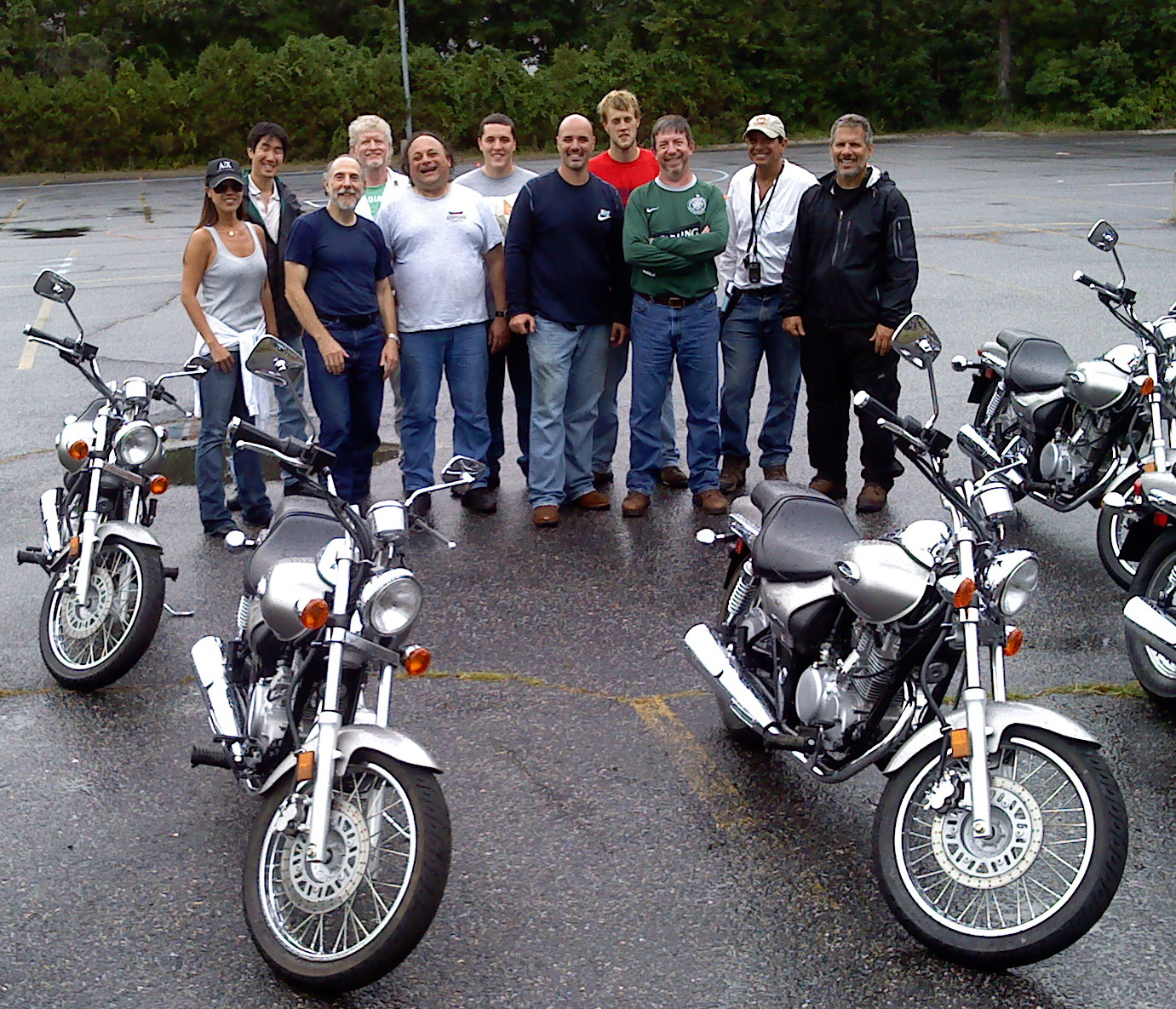 Graduates from our August 20 to 22, 2010, BRC
