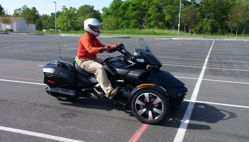 For 3-Wheel Motorcycle Riders