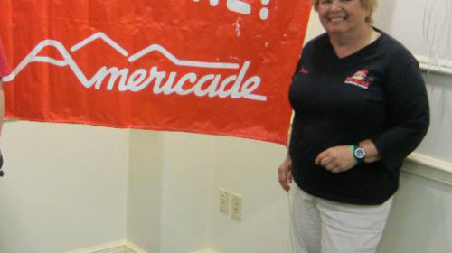 Diane at Americade