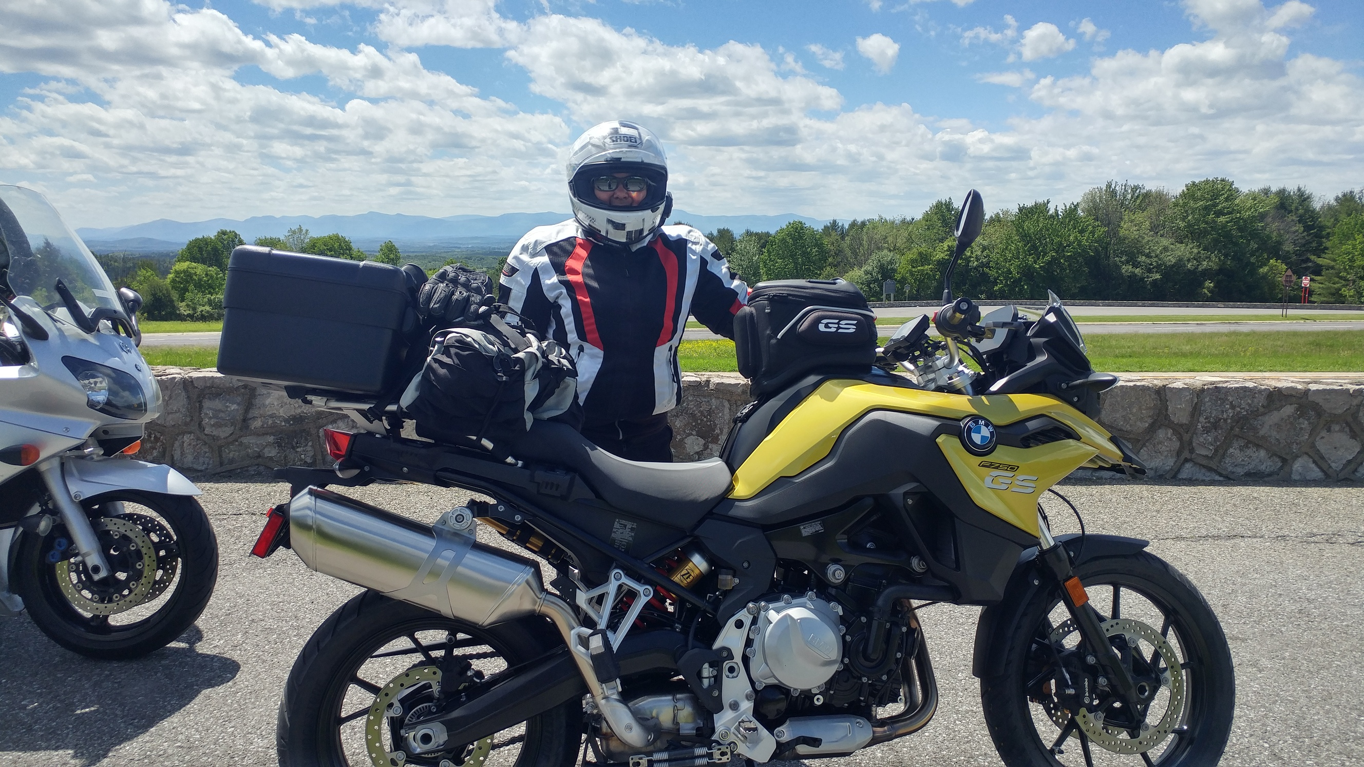 Big Apple Motorcycle School President Diane Ortiz